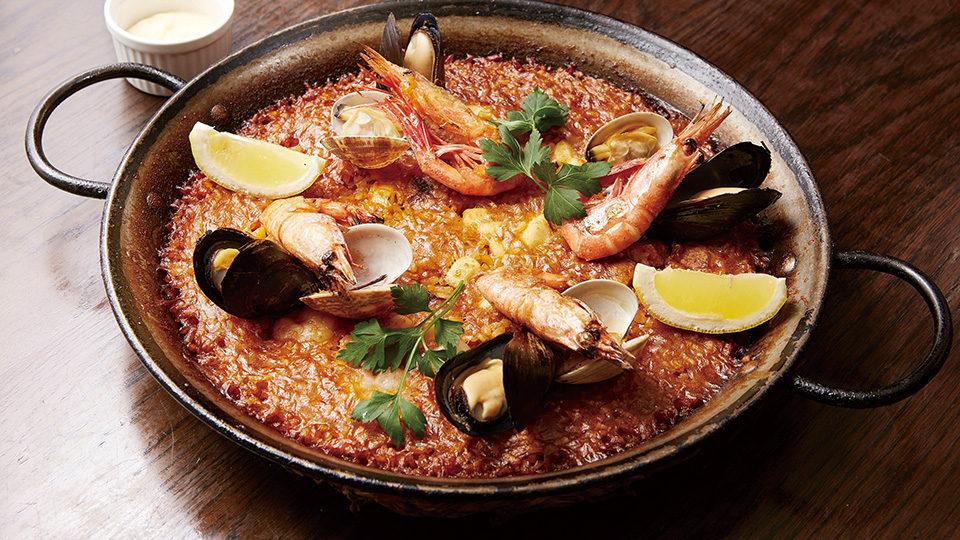 Muy スペイン料理 千代田区